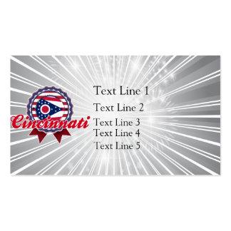 Cincinnati, OH Business Card Template