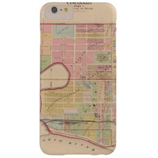 Cincinnati, Ohio 2 Barely There iPhone 6 Plus Case