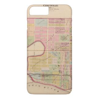 Cincinnati, Ohio 2 iPhone 8 Plus/7 Plus Case