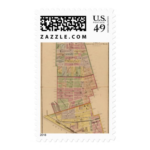 Cincinnati, Ohio 3 Postage Stamps