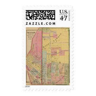 Cincinnati, Ohio 5 Timbre Postal