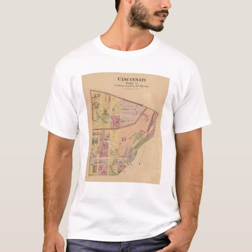 Cincinnati, Ohio 8 T-Shirt