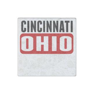 Cincinnati Ohio Imán De Piedra