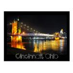 Cincinnati, Ohio, la ciudad de la reina Tarjetas Postales