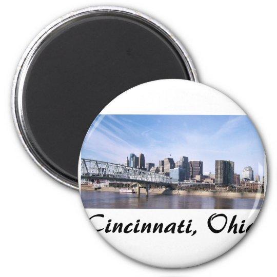 Cincinnati Ohio Magnet