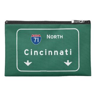 Cincinnati Ohio oh Interstate Highway Freeway : Travel Accessories Bags