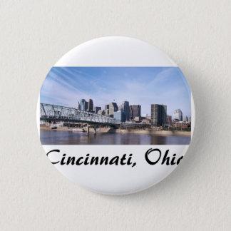 Cincinnati Ohio Pinback Button