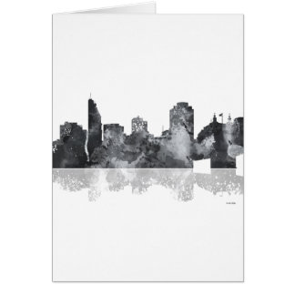 Cincinnati, Ohio Skyline Card