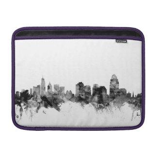 Cincinnati Ohio Skyline MacBook Sleeve