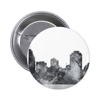 Cincinnati, Ohio Skyline Pinback Button