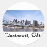 Cincinnati Ohio Stickers