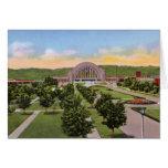 Cincinnati Ohio Union Terminal Area Cards