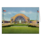 Cincinnati Ohio Union Terminal Card