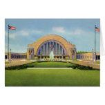 Cincinnati Ohio Union Terminal Card