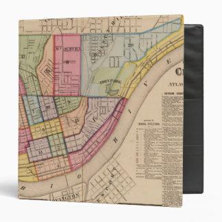 Cincinnati outline ,Ohio Binder
