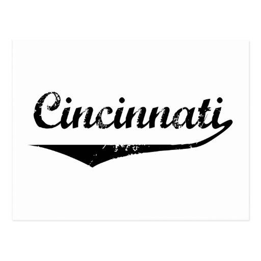 Cincinnati Postales