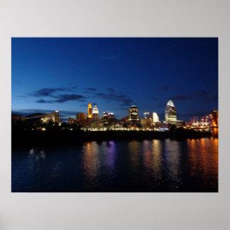 Cincinnati Poster