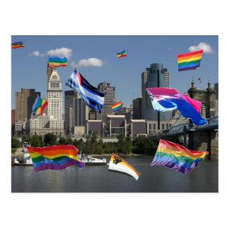 Cincinnati Pride Postcards