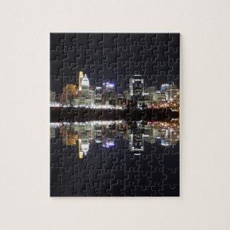 Cincinnati Reflection Puzzles