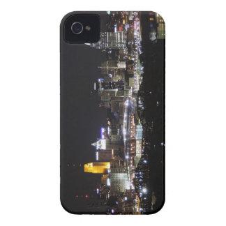 Cincinnati skyline at night Case-Mate iPhone 4 case