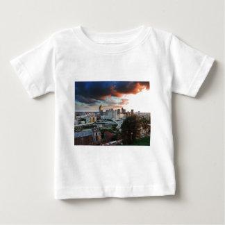 Cincinnati skyline at sunset shirt