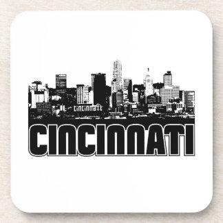 Cincinnati Skyline Beverage Coaster