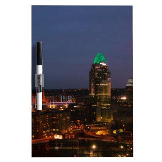 Cincinnati Skyline Dry-Erase Whiteboards