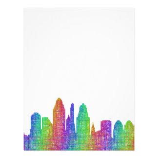 Cincinnati skyline flyer