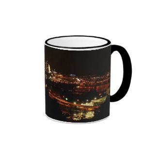 Cincinnati Skyline Mugs
