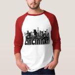 Cincinnati Skyline Tee Shirt