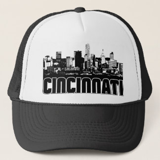 Cincinnati Skyline Trucker Hat