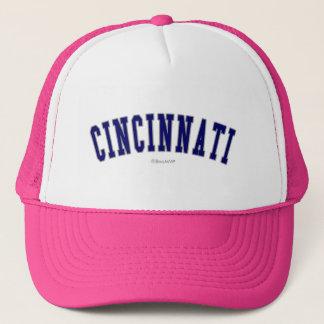 Cincinnati Trucker Hat
