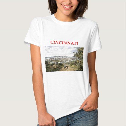 Cincinnati Tshirts