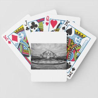 Cincinnati Union Terminal Bicycle Playing Cards