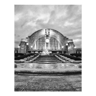 Cincinnati Union Terminal Letterhead