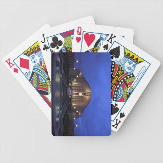 Cincinnati Union Terminal/Museum Center Bicycle Playing Cards