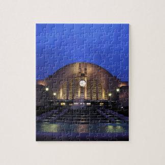 Cincinnati Union Terminal/Museum Center Jigsaw Puzzle