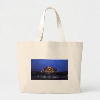Cincinnati Union Terminal/Museum Center Large Tote Bag