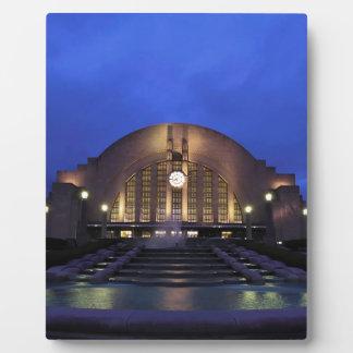 Cincinnati Union Terminal/Museum Center Plaque