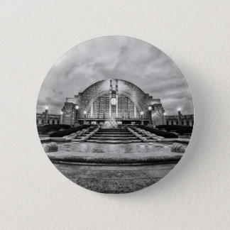 Cincinnati Union Terminal Pinback Button
