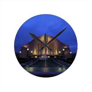 Cincinnati Union Terminal Round Clock
