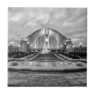 Cincinnati Union Terminal Tile