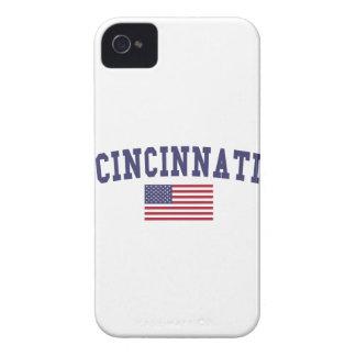 Cincinnati US Flag Case-Mate iPhone 4 Case