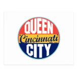 Cincinnati Vintage Label Post Card
