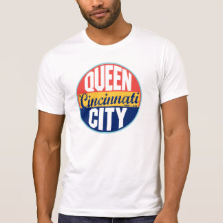 Cincinnati Vintage Label T-Shirt