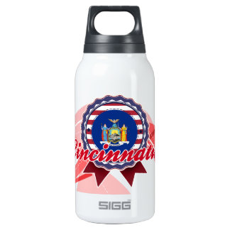 Cincinnatus, NY 10 Oz Insulated SIGG Thermos Water Bottle