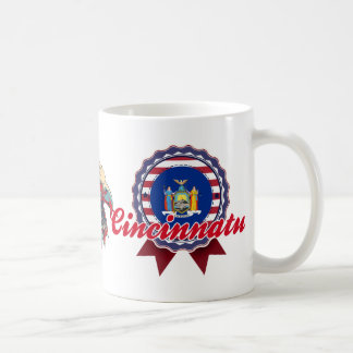 Cincinnatus, NY Classic White Coffee Mug