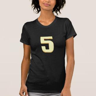 Cinco Camiseta