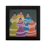 Cinco Chicas (2).JPG Caja De Regalo