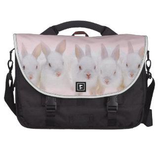 Cinco conejos 2 bolsas de portátil